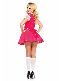 Sexy Biergarten-Dirndl Kostüm
