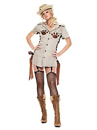 Sexy Big Game Hunter Costume