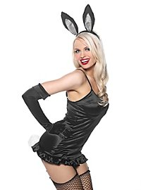 Sexy black Bunny Accessory Kit
