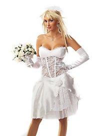 Sexy Brautjungfer Kostüm