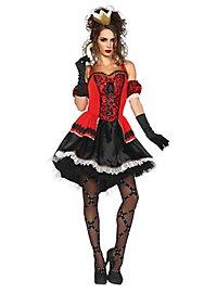 Sexy Brokat Königin Kostüm