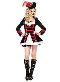 Sexy Buccaneer Miss Costume