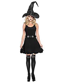 Sexy cat witch costume