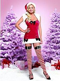 Sexy Christmas Helper Costume