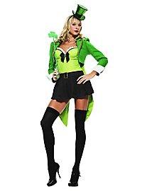 Sexy Clover Leprechaun Costume