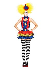 Sexy Clowness Costume