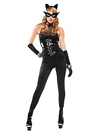 Sexy Comic Cat Woman Costume