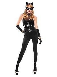 Sexy Comic Cat Woman Kostüm