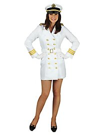 Sexy Cruise Ship Captain Costume