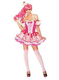 Sexy Cupcake Lady Kostüm
