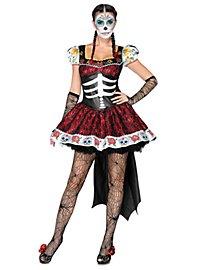 Sexy Dia de los Muertos Kostüm