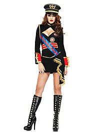 Sexy Diktator Uniform Kostüm