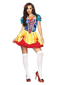 Sexy Dirndl Snow White Costume