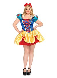 Sexy Dirndl Snow White Costume