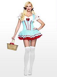 Sexy Dorothy romantic Costume