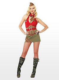 Sexy Drill Master Costume
