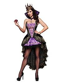 Sexy dunkle Herrscherin Kostüm