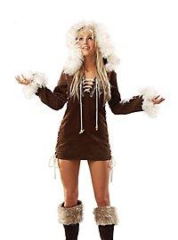 Sexy Eskimo brown