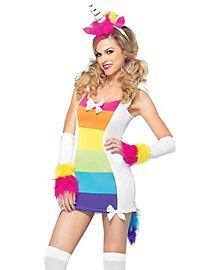 Sexy fantasy unicorn costume
