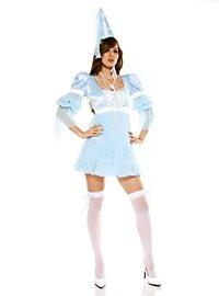 Sexy Fee blau Kostüm