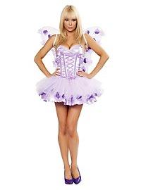 Sexy Fee lila Kostüm