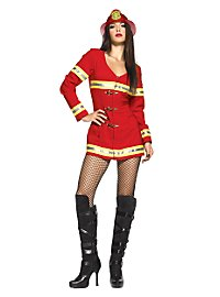 Sexy Feuerwache Kostüm