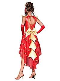 Sexy Fire Dragon Costume