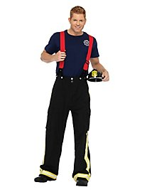 Sexy Fireman Costume
