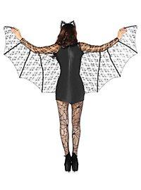 Sexy Fledermaus Kostüm
