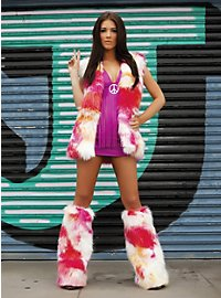 Sexy Flower Power Premium Edition Kostüm