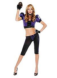 Sexy Footballspielerin Kostüm