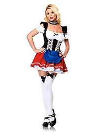 Sexy Fräulein Costume