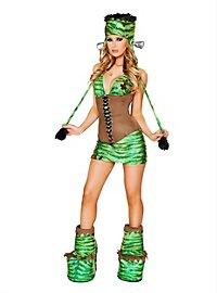 Sexy Frankenstein's Monster Premium Edition Costume