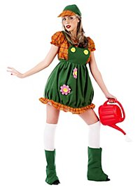 Sexy Gärtnerin Kostüm