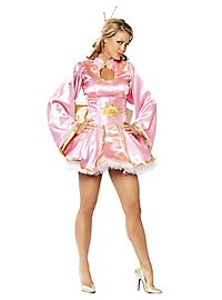 Sexy Geisha pink Costume