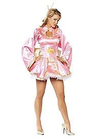 Sexy Geisha pink Kostüm