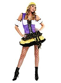 Sexy Gipsy Princess Costume
