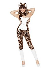 Sexy Giraffe Kostüm