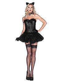 Sexy Glamour Kitty Kostüm