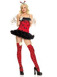 Sexy Glückskäfer Kostüm