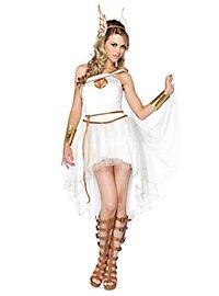 Sexy Göttin Hermes Kostüm