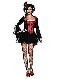 Sexy Gräfin Dracula Kostüm