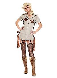 Sexy Großwildjägerin Kostüm