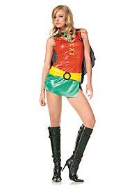 Sexy Hero Girl Costume