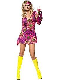 Sexy Hippie Girl Kostüm