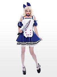 Sexy Horror Alice Kostüm