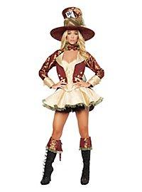 Sexy Hutmacherin Premium Edition Kostüm