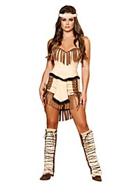 Sexy Indianer-Schönheit Kostüm