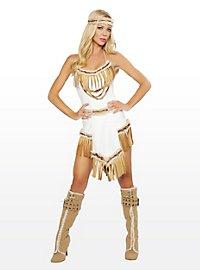 Sexy Indianerbraut Kostüm