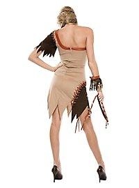 Sexy Indianerkleid
